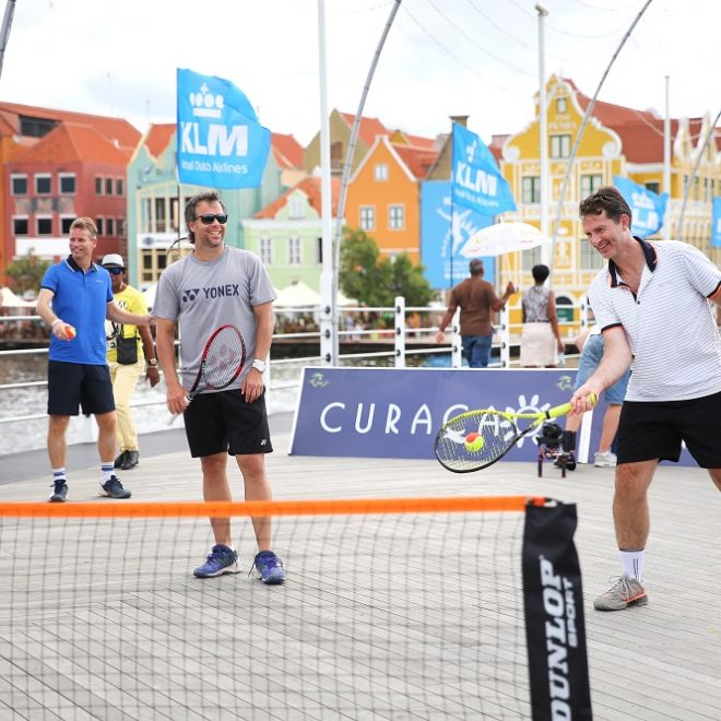 Curaçao Tennis Legends